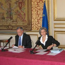 Alain Lamassoure's report: French local authorities' cross-border relationships