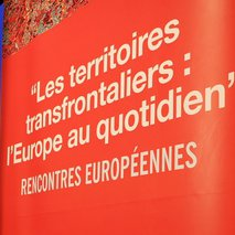 "European conference: ""Cross-border territories: day-to-day Europe"""