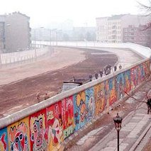 Europe celebrates 20 years since the Berlin Wall fell