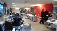 KiosK office: opening of the first cross-border co-working space in Europe