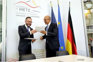 Conference in Metz on French-German cross-border cooperation