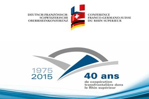 40 years of cross-border cooperation in the Upper Rhine