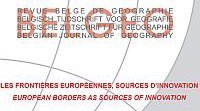 """European borders  - sources of innovation"""