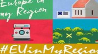 "Lancement de la campagne ""EUROPE IN MY REGION"""
