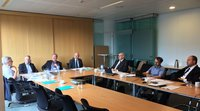 Meeting of the CECICN in Brussels