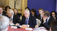 Editorial from Jean-Marc Ayrault, Minister of Foreign Affairs and International Development (France)