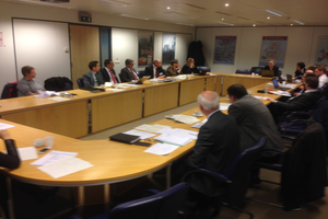 Third meeting of the intergovernmental group on innovative solutions to cross-border obstacles