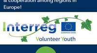 Young European volunteers at the heart of Interreg projects