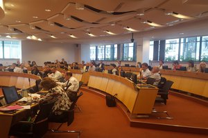 8th Meeting of the Working Group on innovative solutions to cross-border obstacles