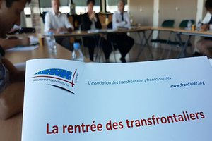 "France-Switzerland: ""Back to work for cross-border workers"""