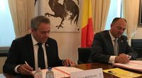 An agreement between Wallonia and the Hauts-de-France Region