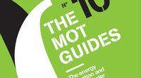 A new edition of the MOT's Guides, on the energy transition
