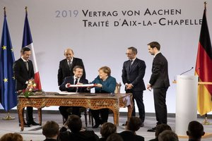The Aachen Treaty: the cross-border dimension given full recognition