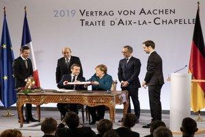 Traité d'Aix-la-Chapelle : le transfrontalier à l'honneur