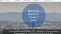 A new website for the Basel Trinational Eurodistrict
