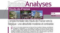INSEE Analyses: cross-border employment from the Hauts-de-France Region to Belgium