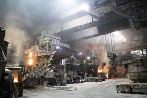 Innovation transfrontalière : Strasbourg envisage de récupérer la chaleur produite par l'aciérie de Kehl