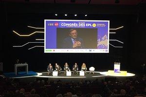 Congrès des EPL à Strasbourg