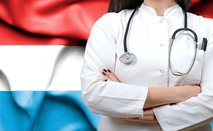 The cross-border dependence of the Luxembourg health system on coronavirus tested