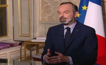 Statements by French Prime Minister Edouard Philippe on 'France Television', March 17, 2020