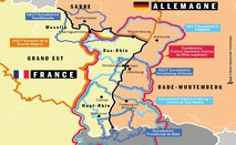The Franco-German border: Towards a cross-border model of crisis management?