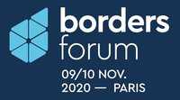"The first ""BORDERS FORUM"" will take place in Paris on 9-10 November"