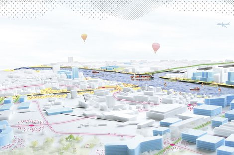 3Land: a large-scale town planning project between Basel, Huningue and Weil-am-Rhein