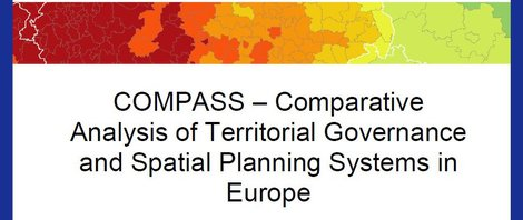 COMPASS - Comparative Analysis of Territorial Governance and Spatial Planning Systems in Europe