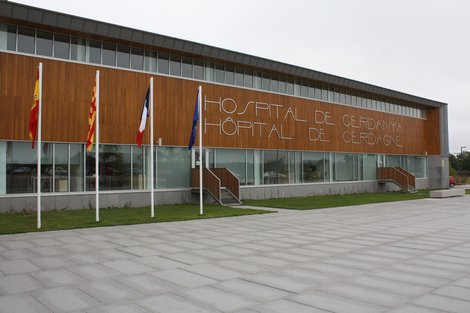 Cerdanya cross-border hospital