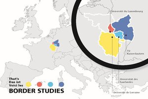 Border Studies, a joint study program between four universities of the Greater Region