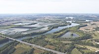 Watercourses in South-West Europe: the example of the Garonne