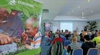 The TransParcNet meeting of European cross-border protected areas